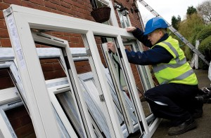 UK's First 'Closed Loop' PVC-U Window Recycling Project Completed in Manchester