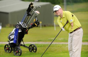 Swish Sales Coordinator Leads England to Victory at the Golf World Team Cup