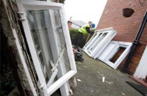 Wrekin Windows on Display at Manchester Eco-House