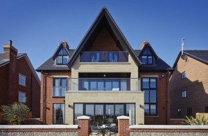 Swish Windows and Doors Impress at Prestigious New Redrow Development
