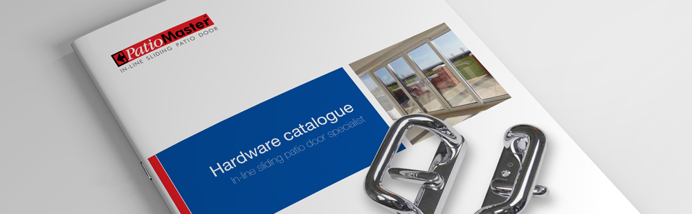 Patiomaster launches first-ever hardware catalogue