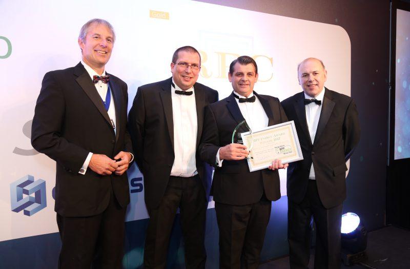 Epwin Window Systems wins BPF Energy Award for 2017